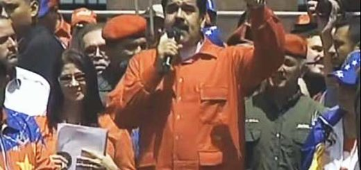 Nicolás Maduro |Foto: captura de video
