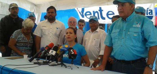 María Corina Machado, Coordinadora de Vente Venezuela / Foto: Cortesía