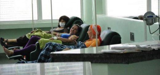 50% de pacientes oncológicos en Vargas tienen cáncer de mama  Foto: yoyopress