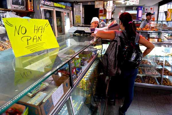 Panadería   Foto: AFP