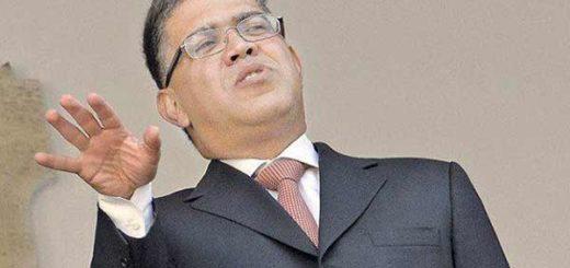 Elías Jaua, Miembro Nacional de la dirección del PSUV / Foto: cortesía