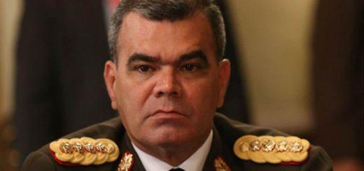 Vladimir Padrino López, Ministro para la Defensa / Foto: Cortesía