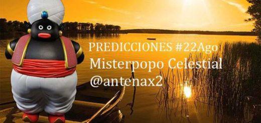 Misterpopo Celestial y sus nuevas predicciones