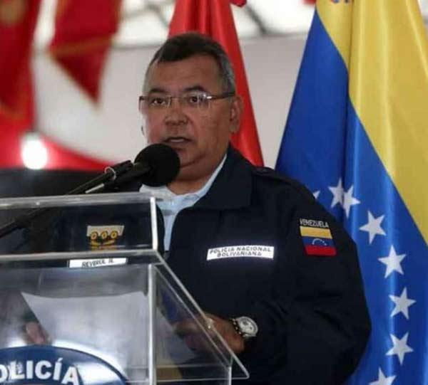 El Ministro Néstor Reverol mostrará las pruebas del supuesto Golpe de Estado |Foto Archivo