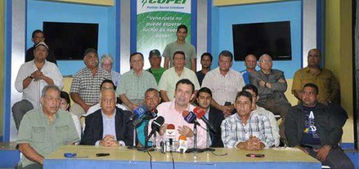 Presidente de Copei, Roberto Enríquez |Foto: UnionRadio