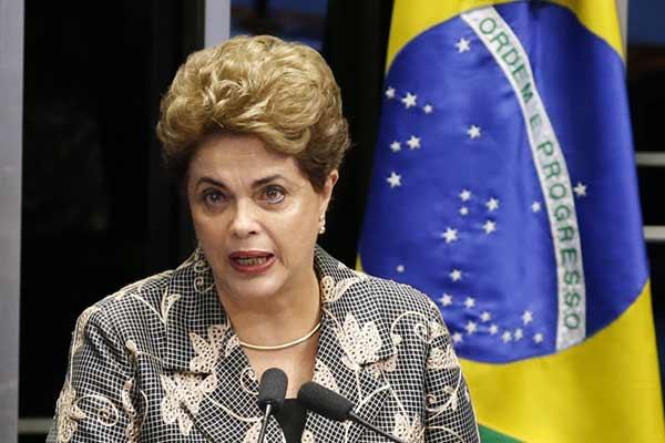 Dilma Rousseff | Foto: IGO ESTRELA / GETTY IMAGES