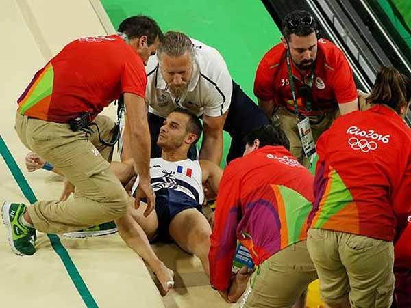 Samir Ait Said | Foto: Agencias