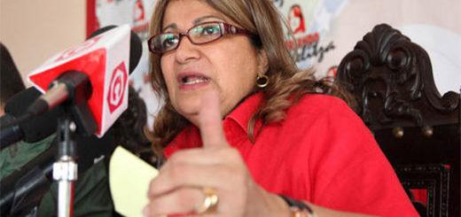 Yelitze Santaella, Gobernadora del estado Monagas / Foto: Cortesía