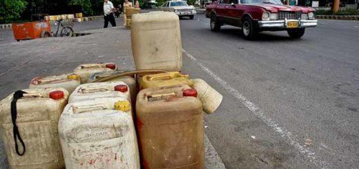 Contrabando de Gasolina | Foto:  Jan Sochor