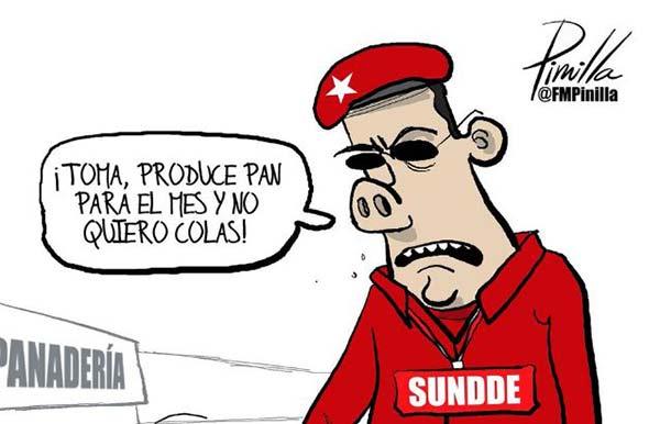 Caricatura de Pinilla |@FMPinilla
