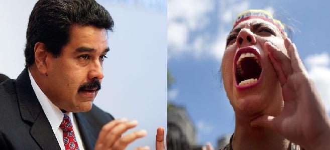Carta de una venezolana a Maduro| imagen de referencia