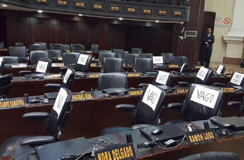 20% de los diputados del GPP dejaron su curul desde 2016 | Foto: Jennyré Hernández