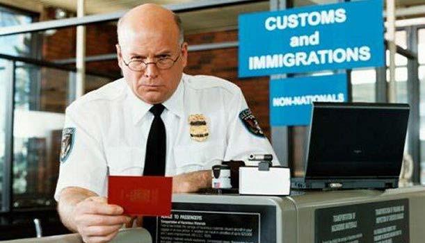 Debes convencer al oficial de inmigración que no te quedarás más tiempo del permitido|Foto referencial
