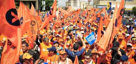 Voluntad Popular sigue resteada con la calle, el voto y la lucha cívica|Foto: cortesía
