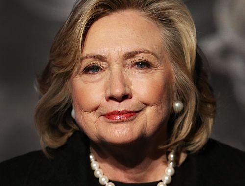 Hillary Clinton  Foto: Agencia