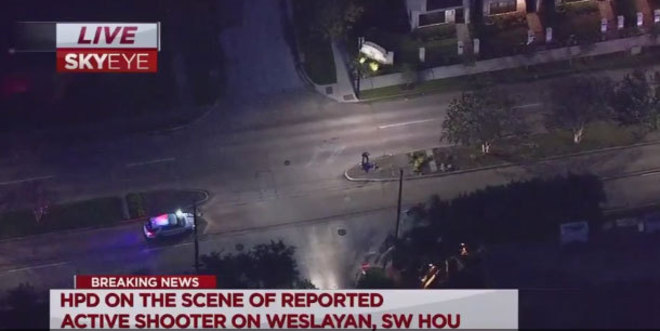 policía Houston