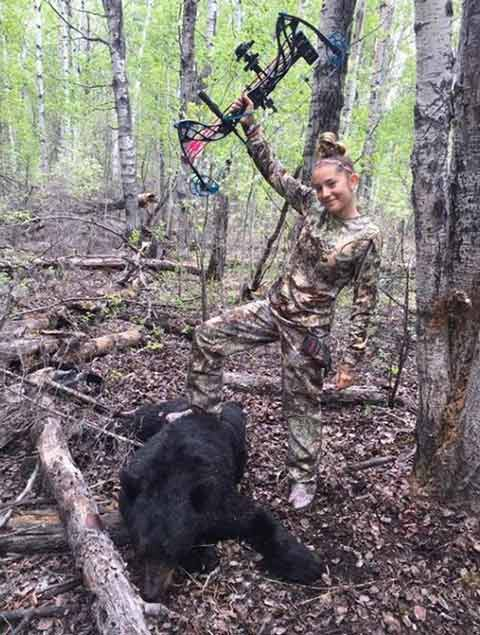 cazadora