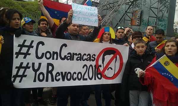 Venezolanos en Argentina | foto: Comunicaciones@somosunavoz.org