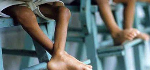 Crece la desnutrición infantil |Imagen de referencia