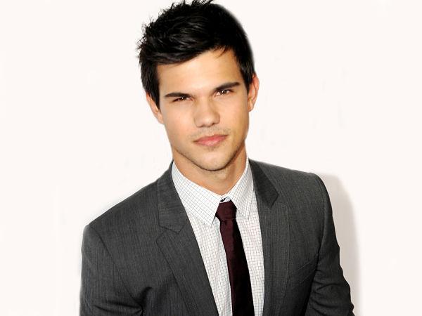 Taylor Lautner| Foto: Archivo