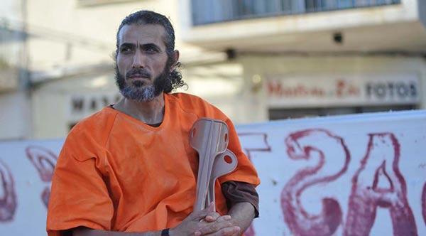 Exprisionero de Guantánamo