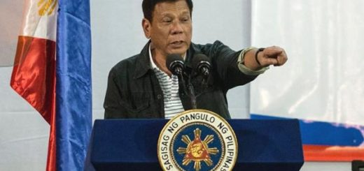 El presidente de Filipinas, Rodrigo Duterte|Foto: Getty Images