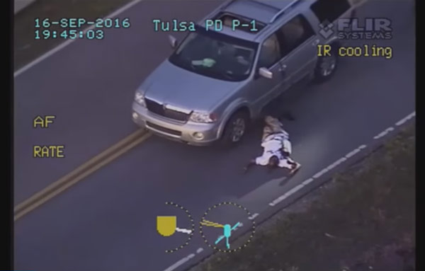 Policía de EEU asesina a otro ciudadano afroamericano | Foto: Captura de video
