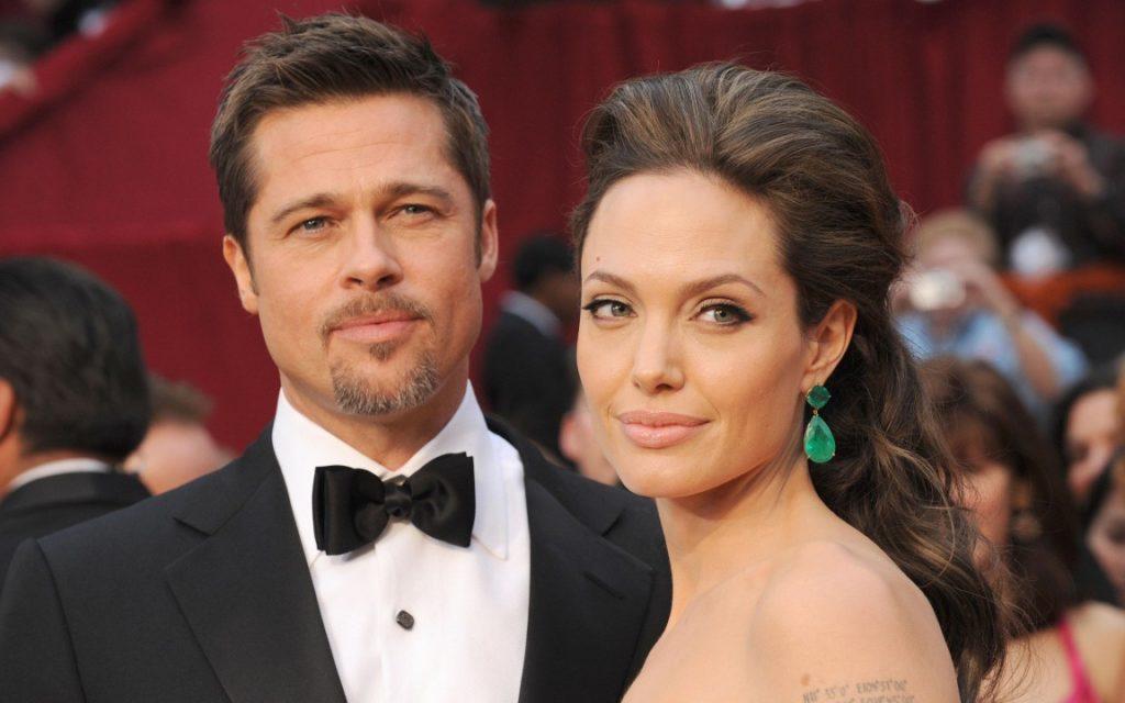 Angelina Jolie y Brad Pitt | Foto: Archivo