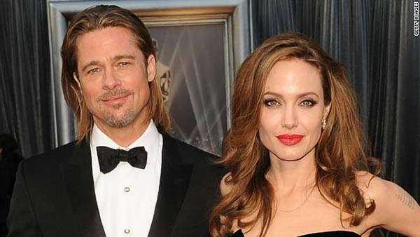 Agelina Jolie y Brad Pitt |Foto: Getty Images