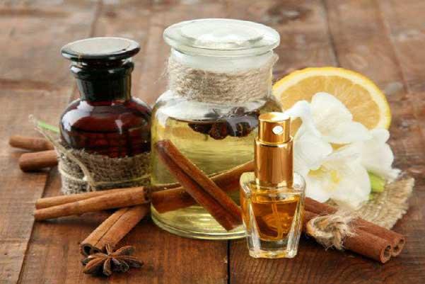 como se hacen perfumes caseros