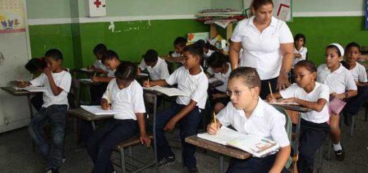 Inicio del nuevo año escolar |Foto referencial