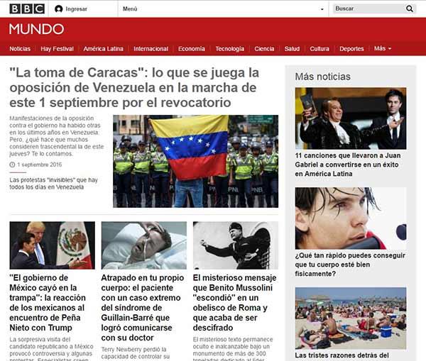 BBC Mundo | Imagen: NotiTotal