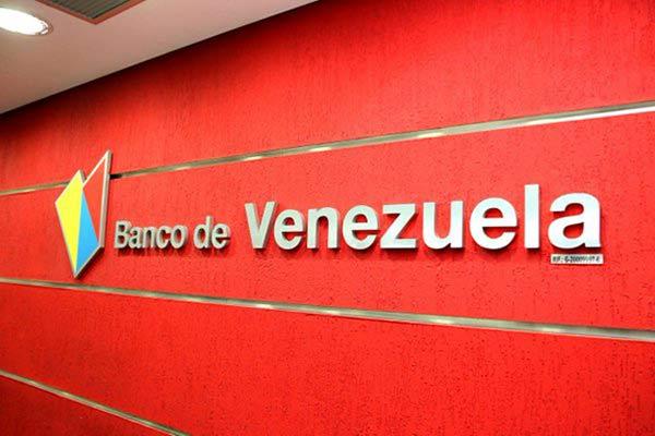 Banco de Venezuela tiene 3 nuevos servicios en su plataforma electrónica | Foto referencia