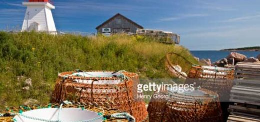 Cape Breton, provincia costera de Nova Scotia | Foto: Getty Images