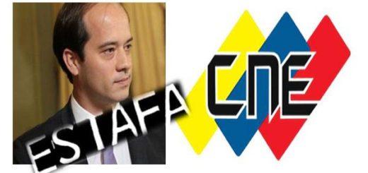 Asesor legal del CNE, Roberto Hernández Mirabal Acosta, involucrado en una estafa nacional |Fotomontaje