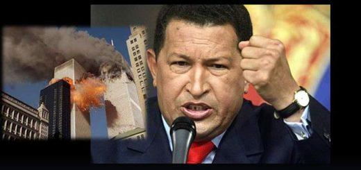 La opinión de Chávez sobre atentados del 11 de septiembre de 2001 |Fotomontaje Notitotal