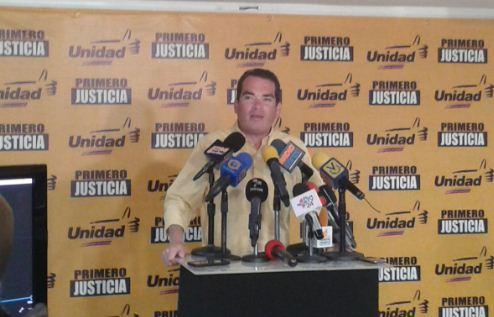 Tomás Guanipa|Foto: @Pr1meroJusticia