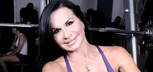 Ivett Domíguez, actriz y entrenadora Fitness venezolana |Foto: El Farandi
