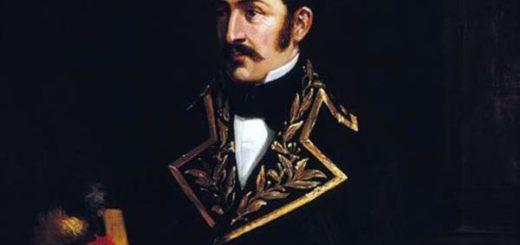 241 años del natalicio de José Félix Ribas |Cuadro del pintor Martin Tovar Tovar