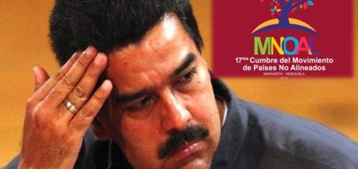 La XVII Cumbre del Movimiento de Países No alineados se realizará en Margarita |Fotomontaje