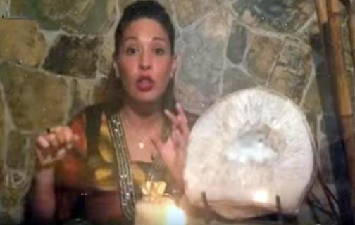 Meredith Montero predice cambio en el marco del equinoccio de otoño|Captura de video