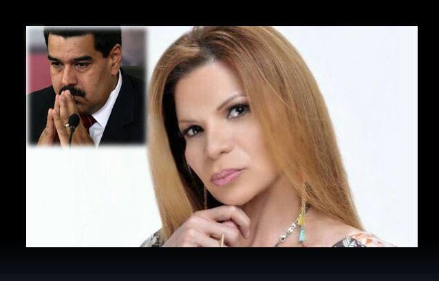 Vidente Mhoni augura un terrible final para Nicolás Maduro |Fotomontaje