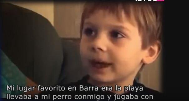 Niños aseguran ser personas fallecidas del 11-S