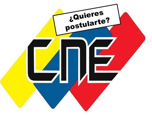 Estos son los requisitos que se necesitan para postularse a rector del CNE |Fotomontaje