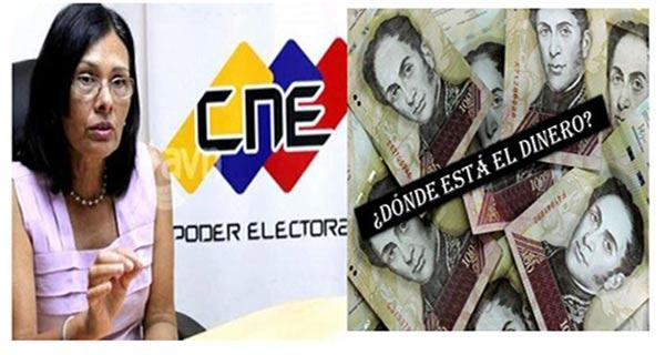 La rectora Hernández asegura que no hay dinero para elecciones regionales |Fotomontaje