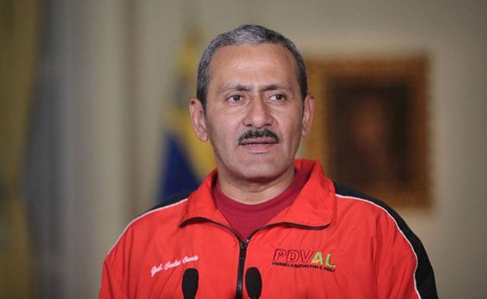 Carlos Osorio | Foto: Archivo