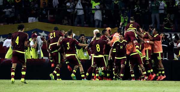 Los 26 convocados de la Vinotinto para la doble fecha eliminatoria vs Colombia y Argentina   Foto: vía Twitter