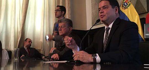 Luis Florido, diputado de la Asamblea Nacional (AN) | Foto: Twitter