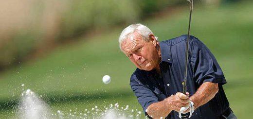 Arnold Palmer, la leyenda del Golf | Foto: Reuters