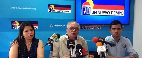 UNT exige al CNE que deje las maniobras para retrasar el Referéndum Revocatorio contra Nicolás Maduro |Foto: UnidadVenezuela.